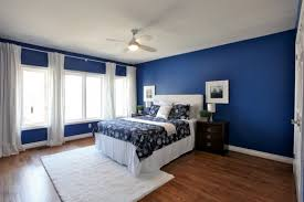 blue white bedroom bedrooms