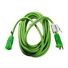Carol FrogHide Ultra <b>Flex</b> 25 ft. 12/3 SJOW <b>Extension Cord</b> ...