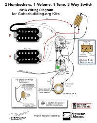 guitar wiring diagram humbucker single coil wirdig volume 1 tone 2 volume 1 t one wiring diagram hsh wiring diagram 1