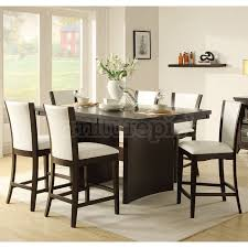 agreeable white counter height dining table top dining room designing inspiration with white counter height dining charming high dining
