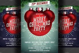 christos andronicou hotpin party event flyers collection christmas party flyer template