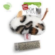 "<b>Игрушки</b> для животных <b>GIGwi Cat Toys</b> ""Мышь с пластиковым ..."