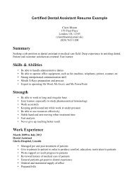 nursing assistant resume format pdf dental skills example cover letter gallery of certified nursing assistant sample resume