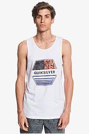 Белые мужские <b>футболки</b> и майки <b>QUIKSILVER</b> в интернет ...