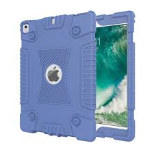 <b>Silicone</b> Case For ipad 9.7 2017 2018 5th 6th Generation <b>Solid</b> ...