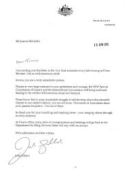 pm s letter to herald journalist joanne mccarthy newcastle herald pm s letter to herald journalist joanne mccarthy