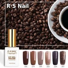 <b>RS NAIL</b> HOT Sale Gel <b>Nail</b> Polish <b>UV</b> LED Soak-off Sequined <b>15ml</b> ...