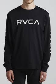 Лонгслив Rvca Big Rvca <b>Black</b>