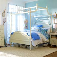 bedroomknockout pottery barn canopy bed decoration all teen beds blue design bed beauteous bedroom baby cool beauteous pink blue