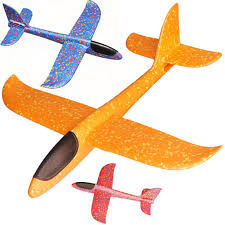 12 <b>48cm</b> Aircraft Inertial EPP Airplane Made Of Foam Plastic <b>Hand</b> ...
