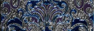 <b>Декор Absolut Keramika Decor</b> Damasco Cobalto 10X30 – купить в ...