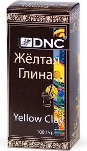 DNC <b>Глина косметическая желтая 100</b> г — купить в интернет ...