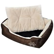 Warm Basket for <b>Dog</b> with Padded Cushion Sale, Price & Reviews ...