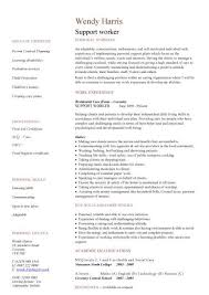 social work cv template social worker resume template