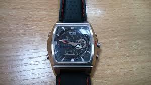 Обзор от покупателя на <b>Наручные часы CASIO</b> EFA-120L-1A1 ...