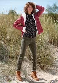 <b>Вельветовые брюки</b> купить в интернет-магазине bonprix.ru
