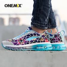 <b>ONEMIX</b> Women Running Shoes Damping <b>Air Cushion</b> Sport ...