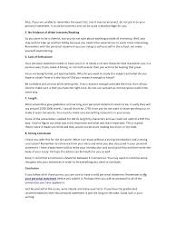 personal statement mistakes pdf pdf archive do not put it on your personal statement it could be incorrect and can be quite a disadvantage for you 5 no evidence of wider interests reading