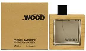 <b>Dsquared2 He Wood</b> for Men Eau De toilette Spray, 3.4-Ounce ...