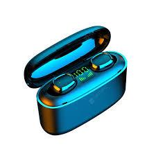<b>New</b> Wireless <b>Bluetooth</b> 5.0 Headset G5S Sports Touch Headset 9D ...