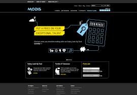 it staffing websites modis com
