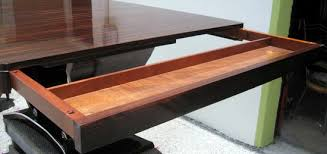 french art deco macassar ebony dining table deco dining suite french art deco dining furniture