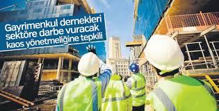 Yeni yönetmelik gayrimenkul sektörüne darbe vuracak