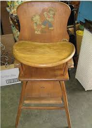 wood high chairs wooden high chairs and foot rest on pinterest antique high chairs wooden