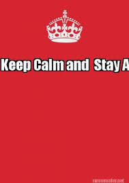 Meme Maker - Keep Calm and Stay Above The Line Meme Maker! via Relatably.com