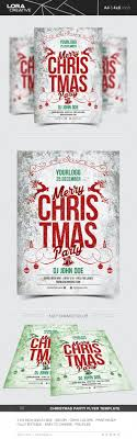 17 best images about merry christmas flyer template christmas flyer poster invitation 22