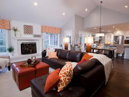 Hgtv Dining Room Designs 20 Colorful Living Rooms To Copy Living Room And Dining Room