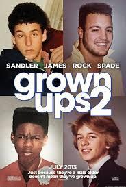 Grown Ups 2- before Hollywood? : movies via Relatably.com