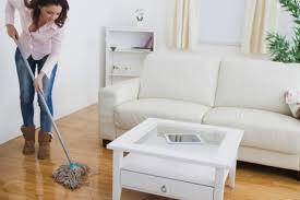Limpar a casa pode fazer mal para a saúde