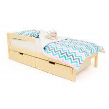 """Купить <b>Детская</b> деревянная <b>кровать Бельмарко</b> """"<b>Skogen</b> classic ..."""