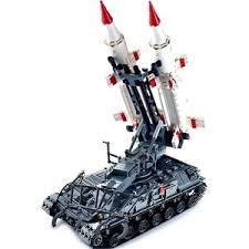 <b>Конструктор XingBao Ракетная установка</b> SA 4 GANEF (1469 ...