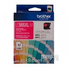 <b>Картридж Brother LC565XLM Magenta</b> для MFC-J2510/MFC ...