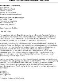 Sample Assistantship Offer Letter Graduate Assistant Cover Letter Examples Graduate Assistantship Cover Letter Graduate Teaching Assistant Cover Letter
