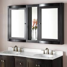 Recessed Bathroom Mirror Cabinets Bathroom Medicine Cabinets With Lights In Wall Medicine Cabinet