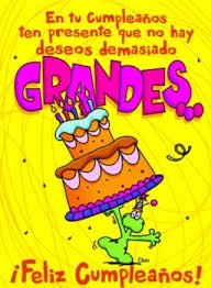 Spanish Birthday Quotes - Bing Images | Projects to Try ... via Relatably.com