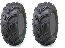 Pair 2 <b>CST Wild Thang</b> 26x9-12 ATV Tire Set 26x9x12 <b>CU05</b> 26-9 ...