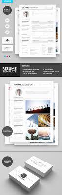 best minimal resume templates design graphic design junction 50 best minimal resume templates 25