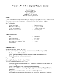 tv production resumes example resume innovations production assistant resume examples printable resume sample for tv