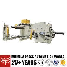 <b>China Supplier High Quality</b> Automatic Nc Straightener Feeder ...