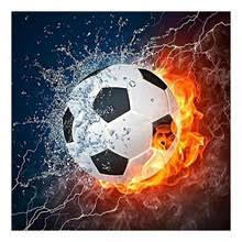 Футбол Сделай Сам полная <b>дрель</b> круглый 5D алмазная ...