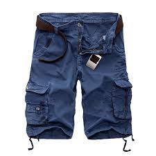 <b>New</b> 2019 <b>Men</b> Cargo Shorts Casual <b>Loose</b> Short Pants ...