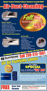 supreme cleaning and restoration air duct cleaning services ads for supreme cleaning and restoration in idaho falls id
