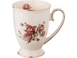 Mug Lefard, Korean Rose, 300 ml, with pattern, купить по цене 247 ...