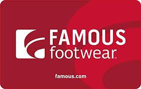 Famous Footwear Gift Cards Configuration Asin - E ... - Amazon.com