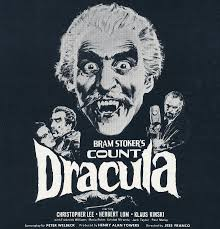 happy sir christopher lee sam maronies entertainment lee had long wanted to film a definitive version of bram stoker s dracula