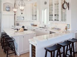 beautiful white kitchen cabinets: traditional kitchen by renaissance design studio